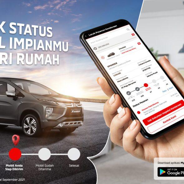 Order Mitsubishi Makin Mudah Via Digital Lewat MMID