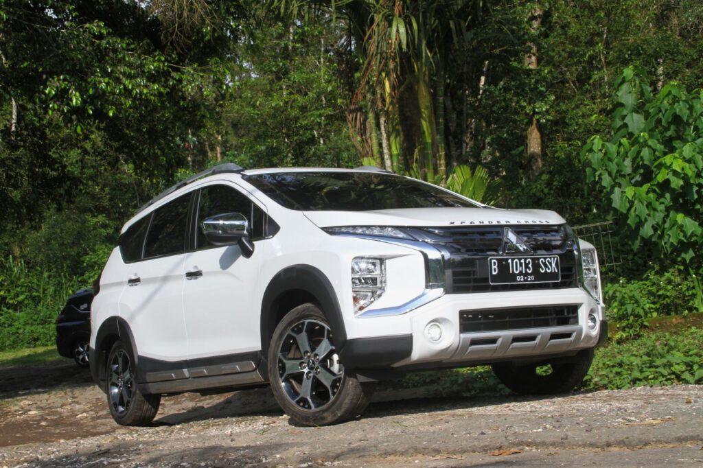 Mitsubishi Mampu Menjual 8.521 unit di Agustus 2021